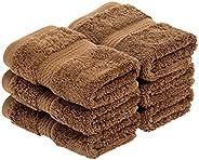 Superior 900 Gram Egyptian Cotton 6-Piece Face Towel Set