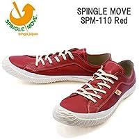(スピングル ムーヴ)SPINGLE MOVE spm110-10 スニーカー SPINGLE MOVE SPM-110/ Red