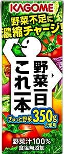 カゴメ 野菜一日 これ一本 200ml×24本