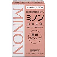 MINON(ミノン) 薬用スキンソープ 80g 【医薬部外品】