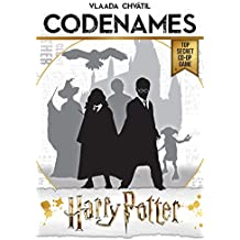 Codenames Harry Potter Card Game, Pack of 1