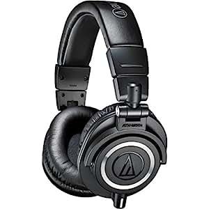 audio-technica プロフェッショナルモニターヘッドホン ATH-M50x ブラック