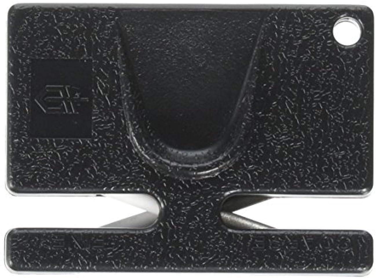へこみ魔術師合理化GERBER(ガーバー) ポケットシャープナー ブラック 04307