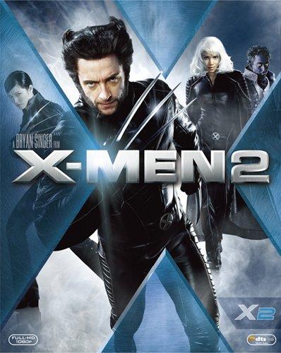 X-MEN2 (2枚組) [Blu-ray]の詳細を見る
