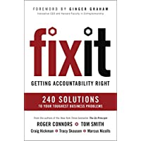 Fix It: Getting Accountability Right (English Edition)