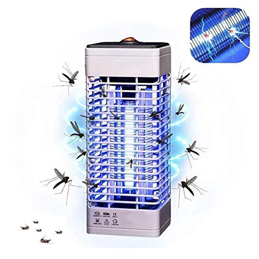 宙返りカートプラットフォーム蚊忌避ランプ、昆虫キラーランプ、電子光触媒、非化学物質、非放射性、非毒性LEDフライキラー