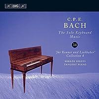 Bach, C.P.E.: Solo Keyboard Vo