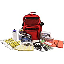Rapid Care First Aid 80001 Emergency Survival Backpack with First Aid Kit
