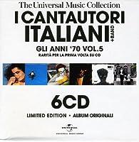Vol. 5-Cantautori Italiani
