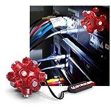 STRIKER PCパーツ組立や車整備、アウトドアに最適な「マグネット付LEDライト」 マグネティックライトマイン 00-105