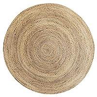 WY カーペット、手織りリビングルームコーヒーテーブルレジャーエリアベッドブランケットラウンドパッドホームノンスリップカーペット 自宅 (サイズ さいず : 3m)