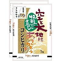 【玄米】信州産 こしひかり 10kg(5kg×2) 平成29年産
