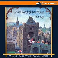 barazzoni/volta love & adventure songs