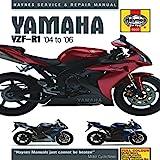 Yamaha: YZF-R1 '04 to '06 (Haynes Service and Repair Manuals)