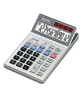 シャープ 実務電卓 EL-N922-X ナイスサイズ