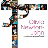 オリビア・ニュートン・ジョン~40周年記念コレクション(DVD付)