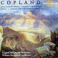 Copland: Orchestral Works (1992-12-02)