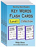 KEY WORDS Flash Cards: Level 1: A Child's Introduction To Reading (Key Words Flash Cards Collections) (English Edition)