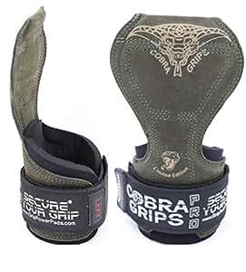 コブラグリップス(Cobra Grips) グリーンレザー 女性用