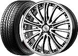 サマータイヤ・ホイール 1本セット 20インチ GOODYEAR(グッドイヤー)イーグル LS EXE 245/40R20 + ロクサーニ EX バイロンアベンジャー