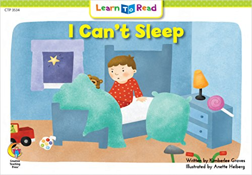 I Can't Sleep (Emergent Reader Science Series Volume Level 2)の詳細を見る