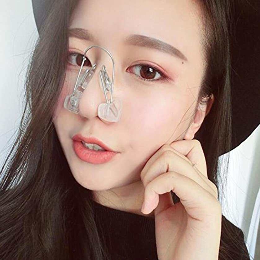 ないノーズアップピン 鼻筋セレブ ノーズアップピン ノーズアップピン ズレない ノーズアップピン 簡単 美鼻 整う 矯正