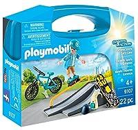 Playmobil(プレイモービル)エクストリーム スポーツ キャリーケース セット 9107 [並行輸入品]