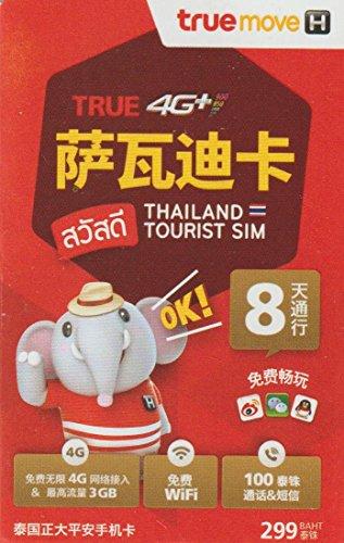 [TRUE MOVE] TRUE サワディカ 3GB 4G+...