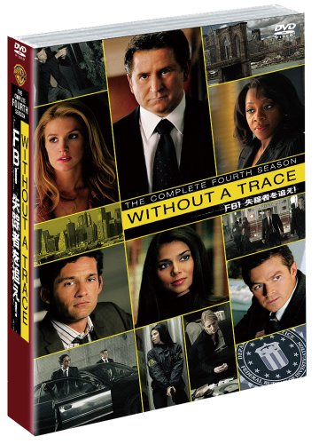 TV WITHOUT A TRACE/FBI 失踪者...