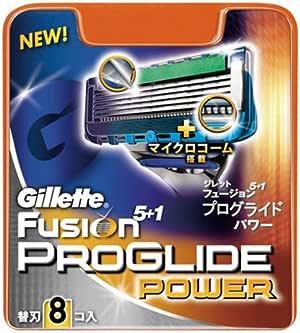 ジレット プログライド パワー 替刃 8B