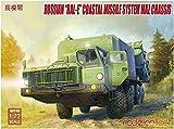 モデルコレクト 1/72 ロシア軍 Bal-E 自走沿岸Kh-35対艦クルーズミサイルシステム MAZシャシー プラモデル MODUA72103