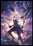 きゃらスリーブコレクション マットシリーズ Shadowverse 「希望導く聖乙女・ジャンヌ」(No.MT442)