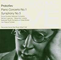 Prokofiev: Sym No 5 / Pno Cto No 1