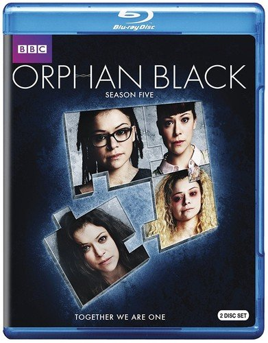 Orphan Black Season 5 [Blu-ray Region A](Import版)