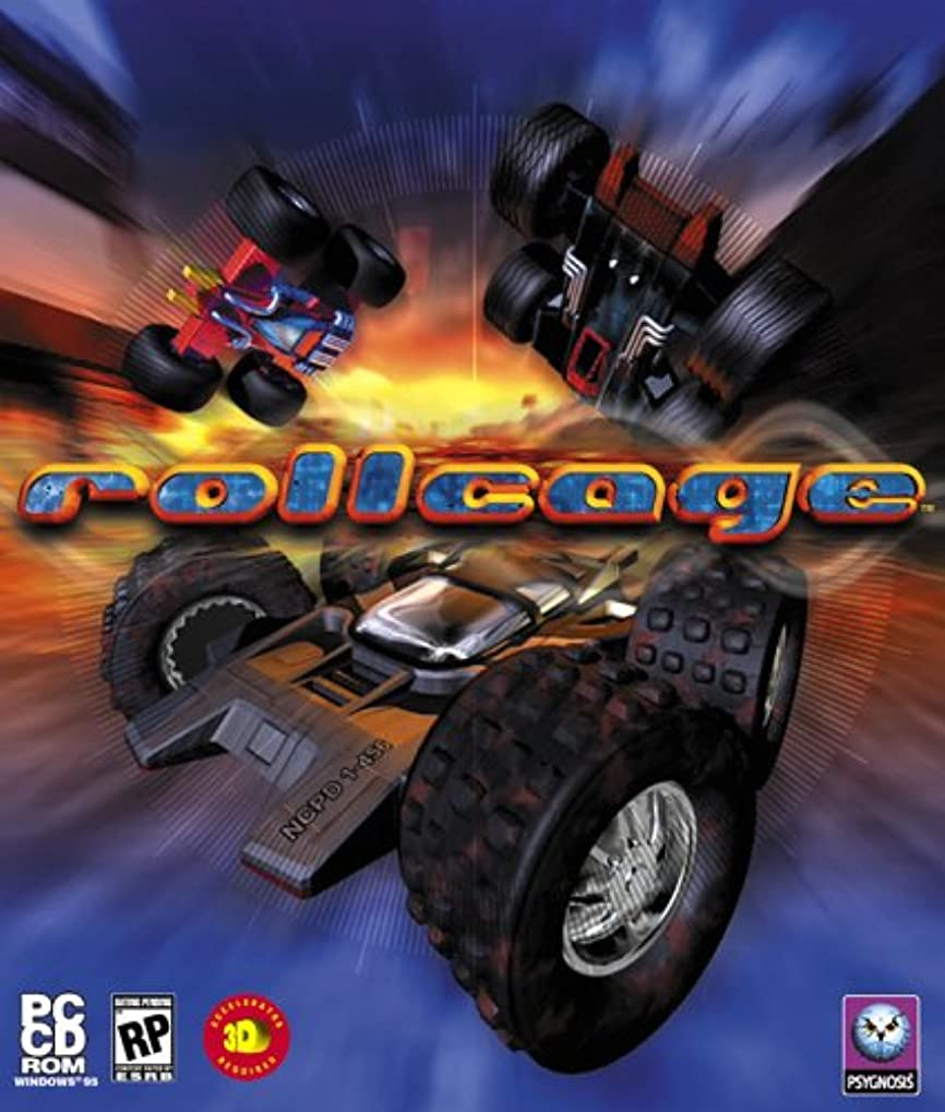 Rollcage (輸入版)