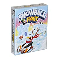 Snowball Fight Card Game