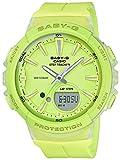 [カシオ] 腕時計 ベビージー FOR RUNNING STEP TRACKER BGS-100-9AJF レディース