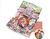 【台紙玩具】仮面ライダードライブ当 80+4付/紙風船付きセット