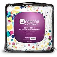 4Moms Rockaroo Seat Fabric, Multi Plush by 4moms
