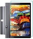 Lakko Lenovo タブレット YOGA Tab 3 10 タブレット 強化ガラスフィルム 10.1インチ 9H 飛散防止 高透過率 撥油性 耐指紋 硝子 レノボ Yoga tablet3 液晶保護フィルム 日本板硝子社国産ガラス採用
