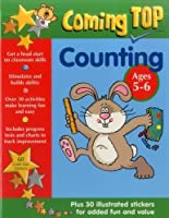 Coming Top - Counting, Ages 5-6: Get a Head Start on Classroom Skills - With Stickers!
