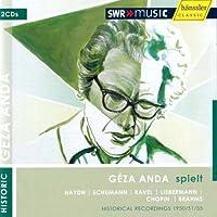 Geza Anda 2 by HAYDN / SCHUMANN / RAVEL / LIEBER (2010-04-27)