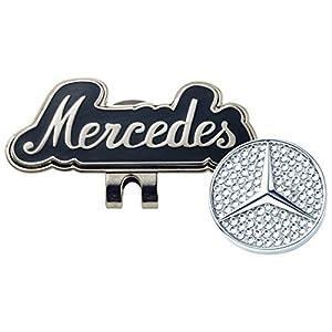 【Mercedes-Benz Collection】 クリップマーカー ホワイト