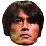 Koshi Inaba (Black Hair) 稲葉 浩志 (B'z)