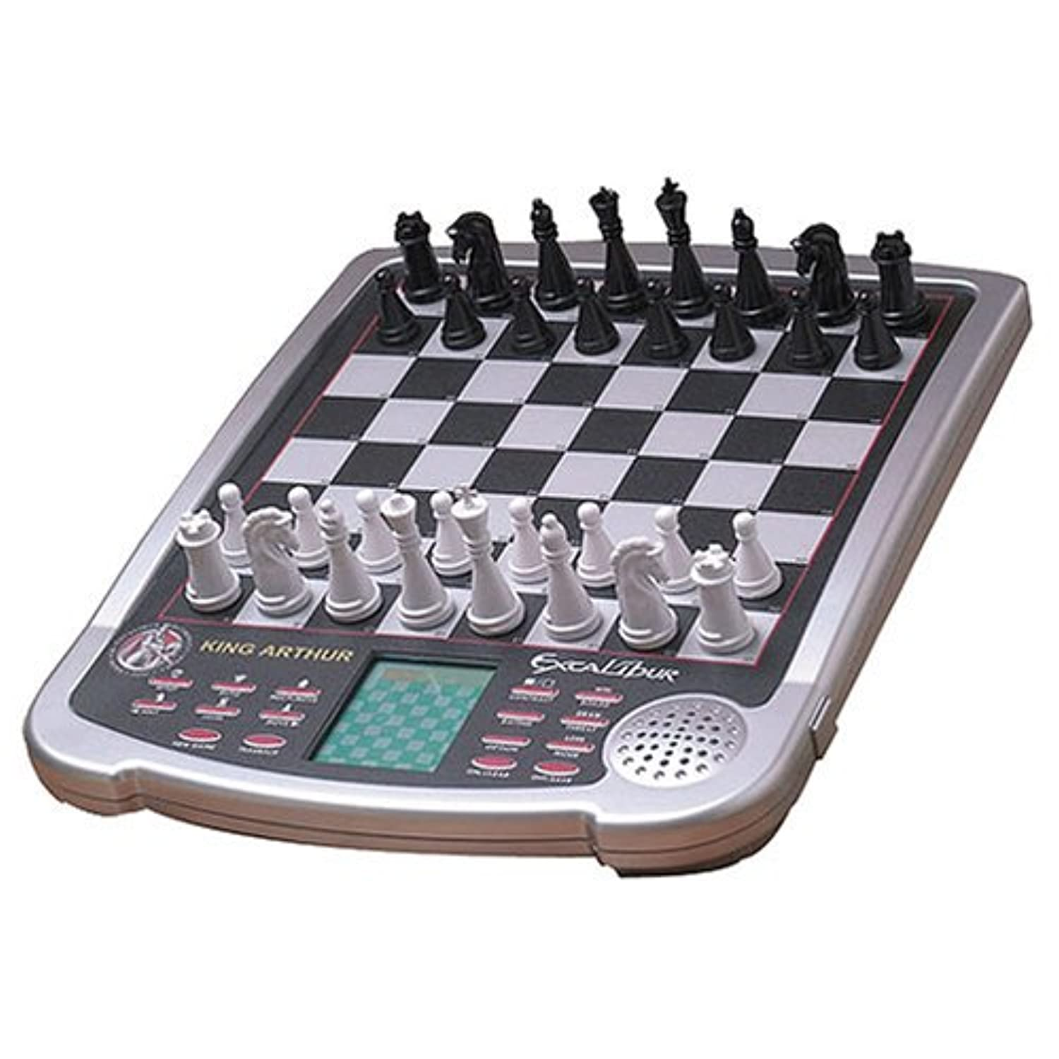 EXCALIBUR ELECTRONIC 915-2 King Arthur Electronic Chess