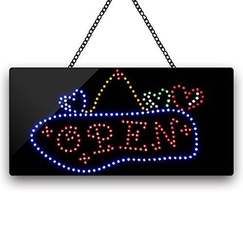 バラエティ本舗 看板 LEDサインボード 店舗用 オープン ...