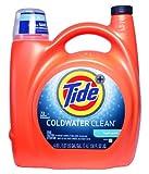 Tide タイド コールドウォーター 4.08L 138oz 72回 洗濯洗剤