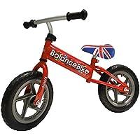 ラングスジャパン(RANGS) バランスバイク UKレッド
