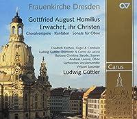 Gottfried August Homilius: Choralvorspiele I