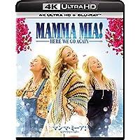 【Amazon.co.jp限定】マンマ・ミーア!  ヒア・ウィー・ゴー [4K ULTRA HD + Blu-rayセット]<英語歌詞字幕付き>